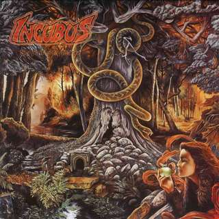 Incubus - Serpent Temptation CD