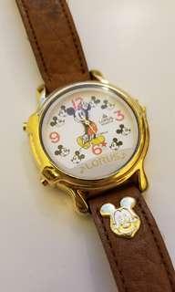 中古音樂米奇老鼠手錶