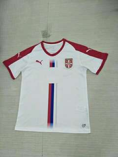Serbia 2018 World Cup Away Kit