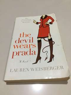 Lauren Weisberger's The Devil Wears Prada