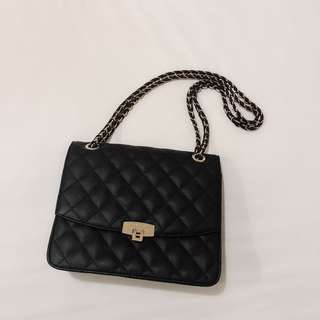Charles and Keith Little Black Bag