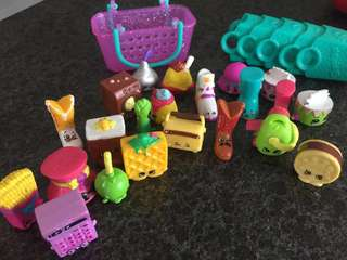 SHOPKINS Common, Rare, Special Edition and Ultra Rare!