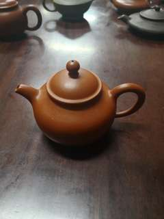 Teapot|茶壶|朱泥|孟臣