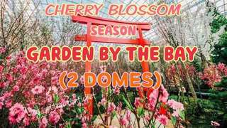 GARDEN BY THE BAY (2 DOMES- FLOWER DOME & CLOUD FOREST). GBTB PHYSICAL TICKET, OPEN DATE. GBTB (2 DOMES) + OCBC SKYWAY