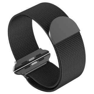 Beikel Replacement Band for Apple Watch 42mm Series 1 2 3 with Stainless Steel Magnetic Closure Loop Bracelet Strap -- 728