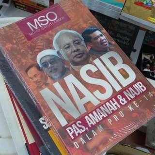Nasib PAS, Amanah & Najib Dalam PRU