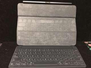 二手 90%新 apple ipad pro 9.7 /10.5無線keyboard