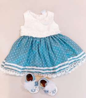 NEW Baby Girl Dress SALE!