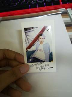 Jun Boys be Polaroid