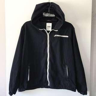 Brandy Melville navy krissy jacket