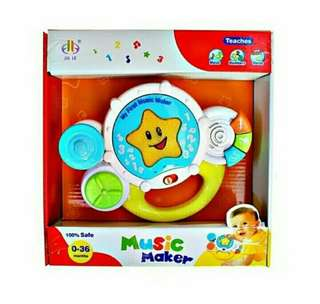 Baby Music Maker Toy