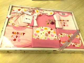 14pc Baby Girl Gift Set