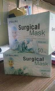 Masker pelindung - surgical mask