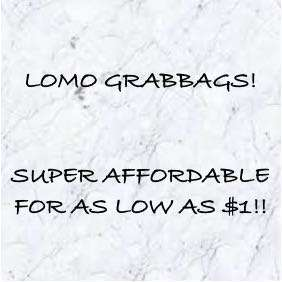 CHEAP LOMOS GRABBAG!! [price revised!]