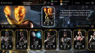 Mortal Kombat X Account for Sale