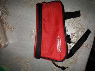 Roswell bicycle pouch for top tube