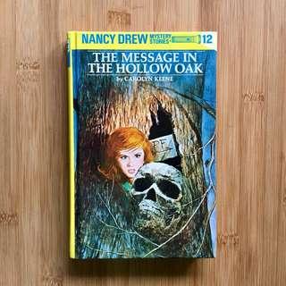 Nancy Drew: The Message in the Hollow Oak