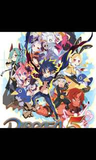 Looking for Disgaea Switch