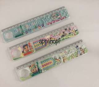 Ruler with marble maze and magnifying - goodies bag, goody bag gift