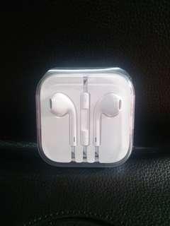 Apple原裝耳機 Earphone