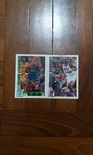 NBA Upper DECK 1992-1993 NBA Hoops 籃球卡