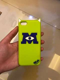 Mike (Monster inc) Iphone Case
