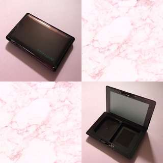 Maybelline粉盒鏡盒化妝盒