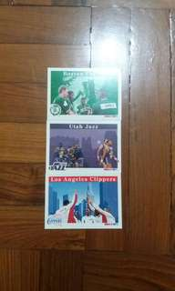 NBA Upper DECK 1992-1993  NBA Hoops 籃球卡