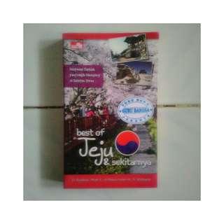 Buku Best of Jeju & Sekitarnya