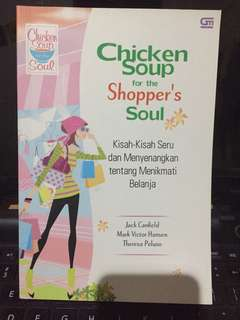 Chicken Soup for the Shopper's Soul (bahasa)