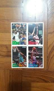 NBA Upper DECK 1993-1994  Fleer 籃球卡