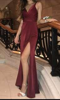 Prom dress/ graddin dress