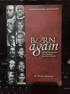 Born again - Dr.Walter Semkiw (bahasa)