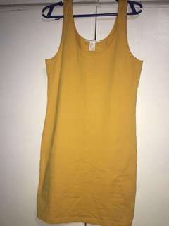 Forever 21 sleeveless bodycon
