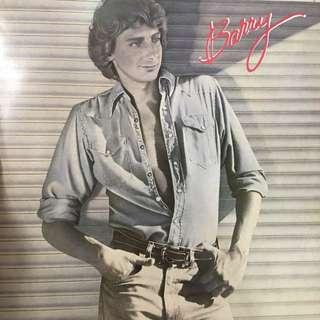 Barry manilow vinyl record