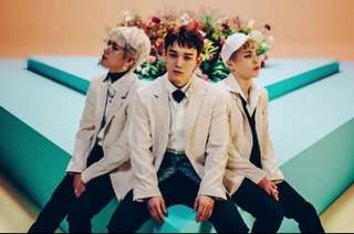 [INC EMS] EXO CBX 2ND MINI ALBUM - BLOOMING DAYS