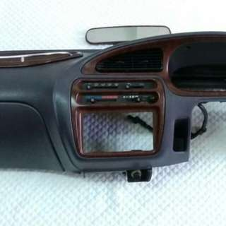 Dashboard l5 trim wallnut kancil