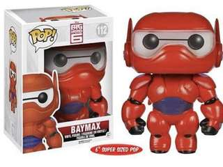 Baymax Funko Pop