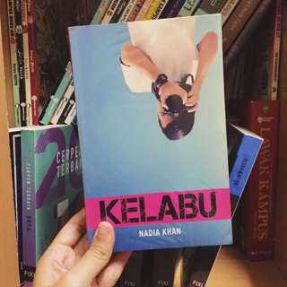 (FIXI) KELABU by Nadia Khan