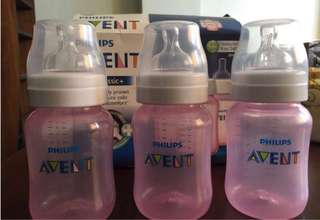 Philips Avent Classic plus Baby Bottle 9 ounces