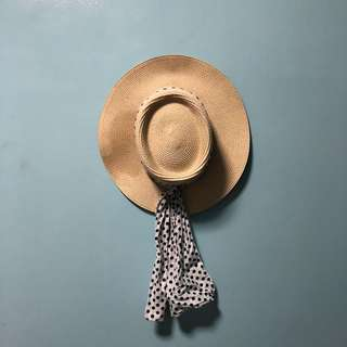 F21 Summer hat free SF