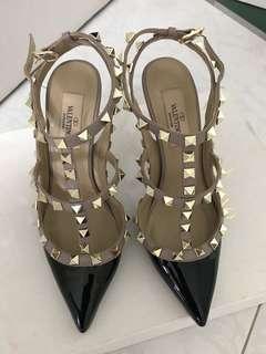 Authentic Valentino garavani rockstud heels