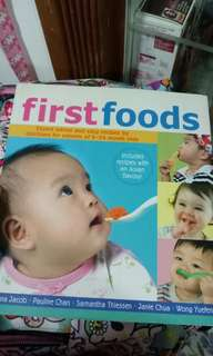 BABY FOOD-FIRST FOODS