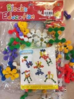 Sunflower Blocks
