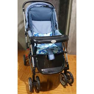 Goodbaby 4 Way Stroller for Baby!!