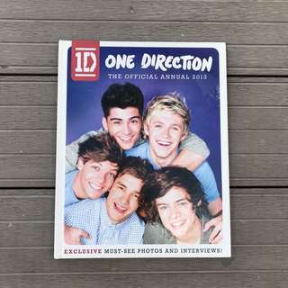 One Direction Official Annual (2013)