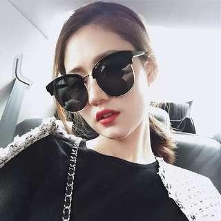 韓版復古偏光墨鏡