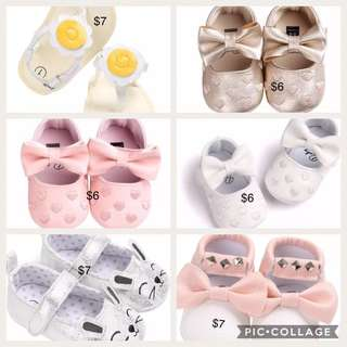 Bundle of shoes 9-12months