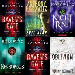 The Gatekeeper Series (Anthony Horowitz)