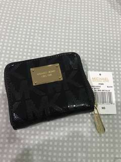 Michael Kors Small Black Wallet